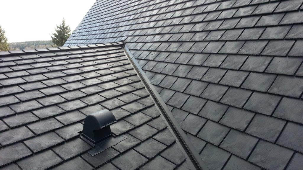 Roofing Dublin Restoration Lead and Copper Roof Valleys