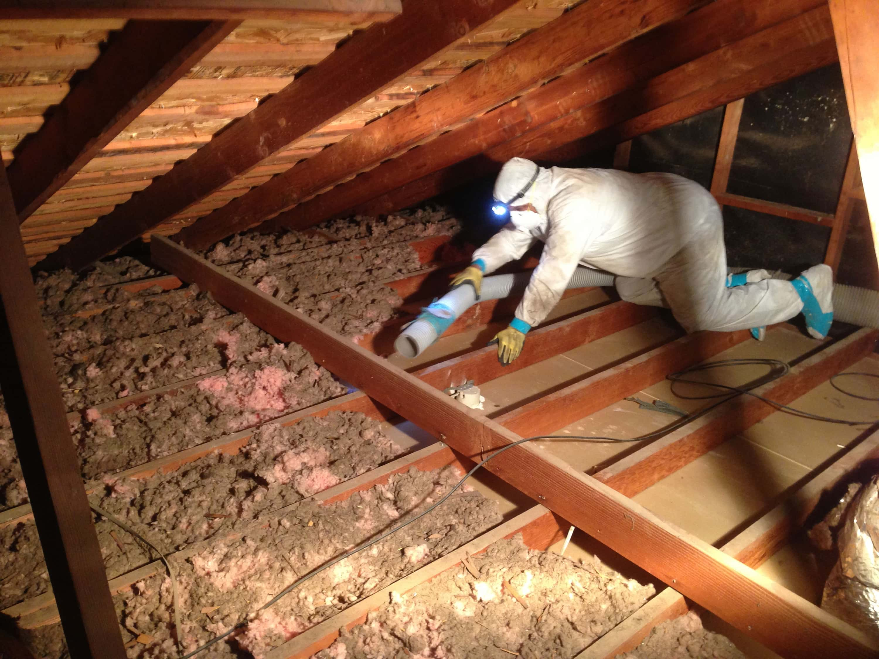 Roofers Dublin Attic Insulation