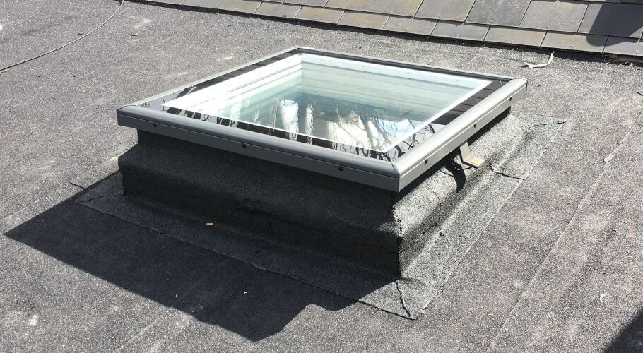 Vertical Window Roofing Dublin