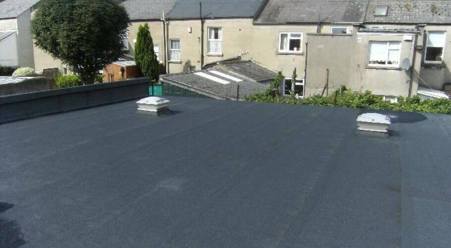 Flat Roof Felt Roof