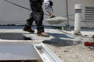 Roofing Experts Chip and Tar