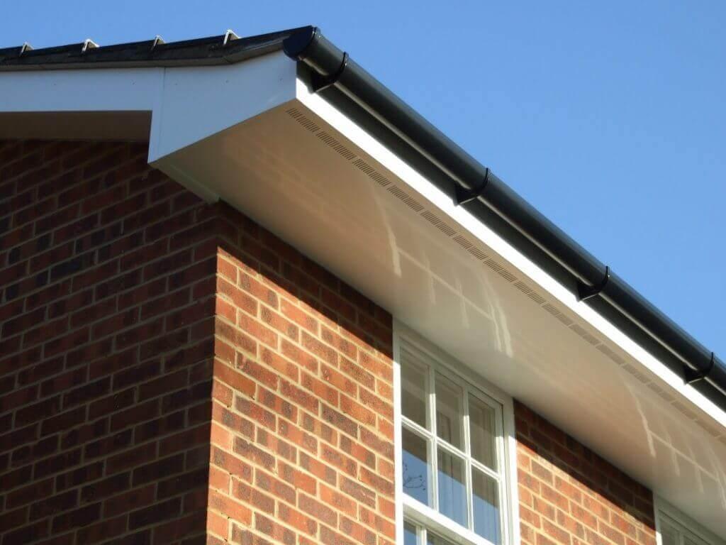 Roofing Experts Soffit, PVC Fascia Dublin