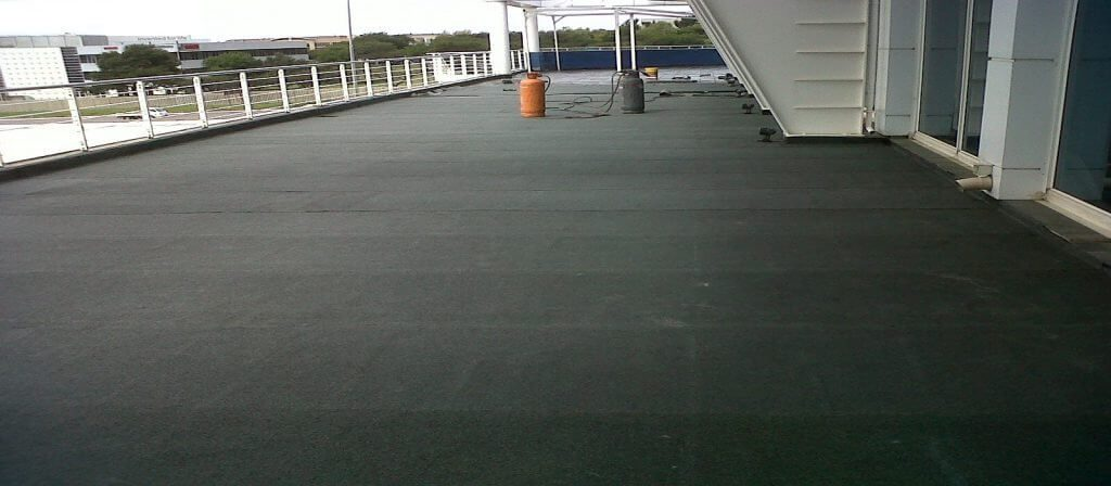 Flat Roof Repairs Dublin roofers