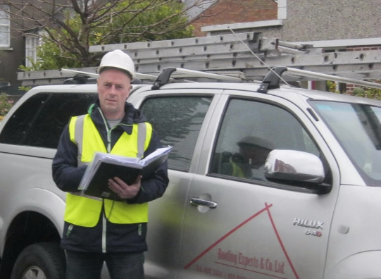 Robert Lewis - Roofing Dublin