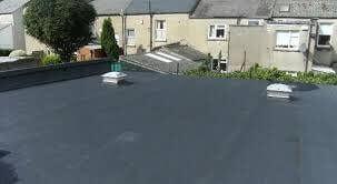 Flat Roof Repairs - Felt Roofing Dublin