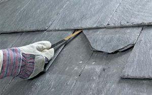Roofing Experts - Slate Tile Roof Repair
