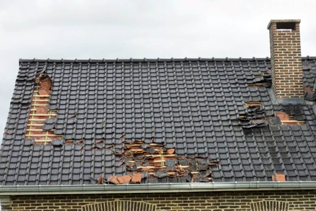 Roofers Dublin Prevent Expensive Roof Repairs from Storm Damage